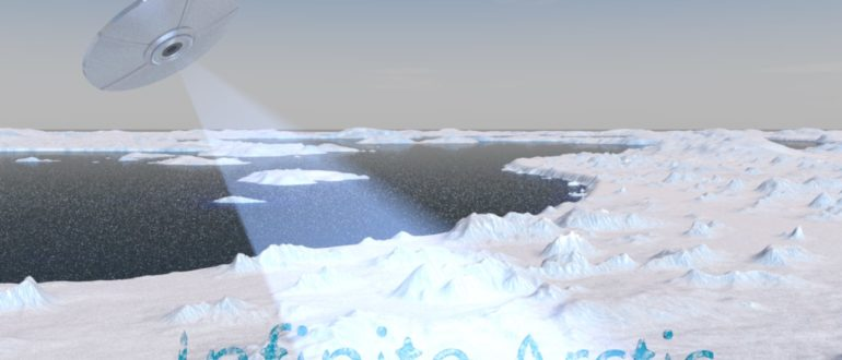 Infinite Arctic для Cinema 4D