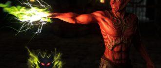Демоняра от DAZ Studio, для Genesis-3 мужчин