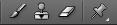 Блок инструментов редактирования графических объектов