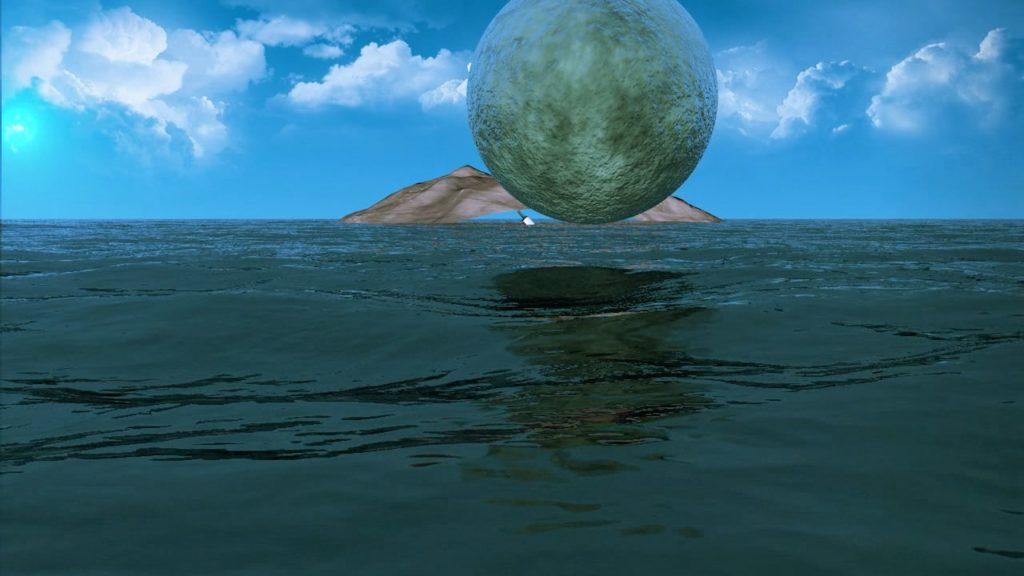 Плагин Infinite Ocean для Cinema 4D