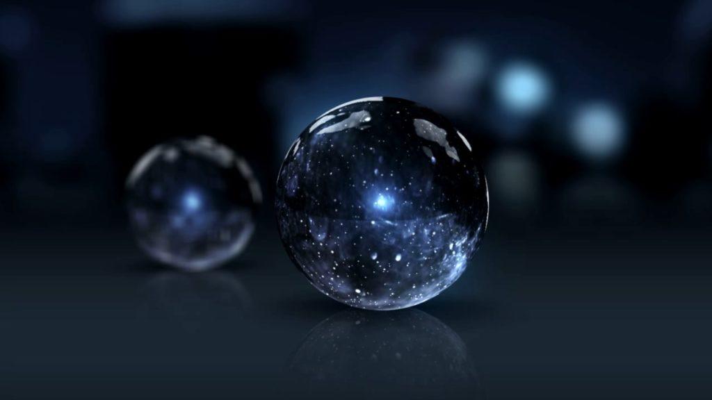 Магический шар с кристаллом для AE