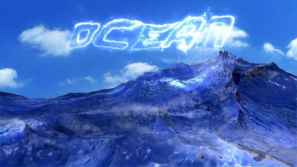 Анимация Океана и плагин Hot4d