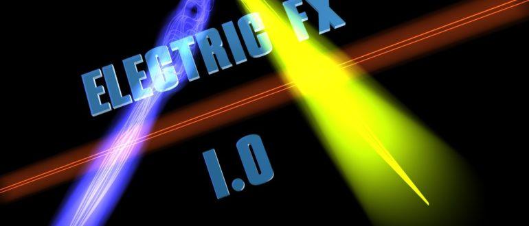 Плагин Electric FX для Cinema 4D