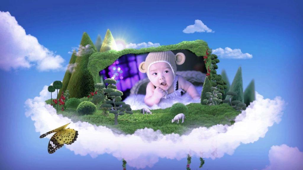 Детский проект для AE Чудный Мир